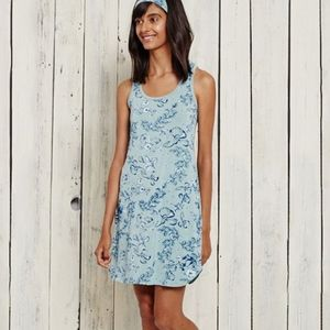 This is J Bamboo Canadian Made Slim Fit Nightie